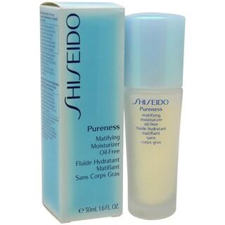 Shiseido Pureness Matifying Oil-free 1.7-ounce Moisturizer