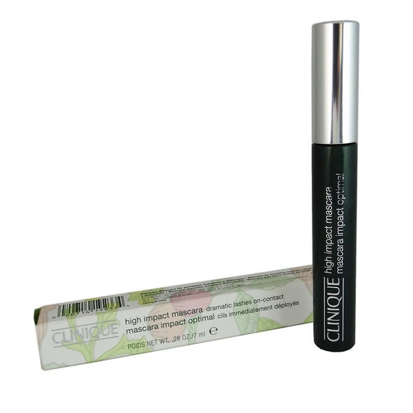 995fdee6c68 Shop Clinique High Impact 01 Waterproof Black Mascara - Free Shipping On  Orders Over $45 - Overstock - 6743542