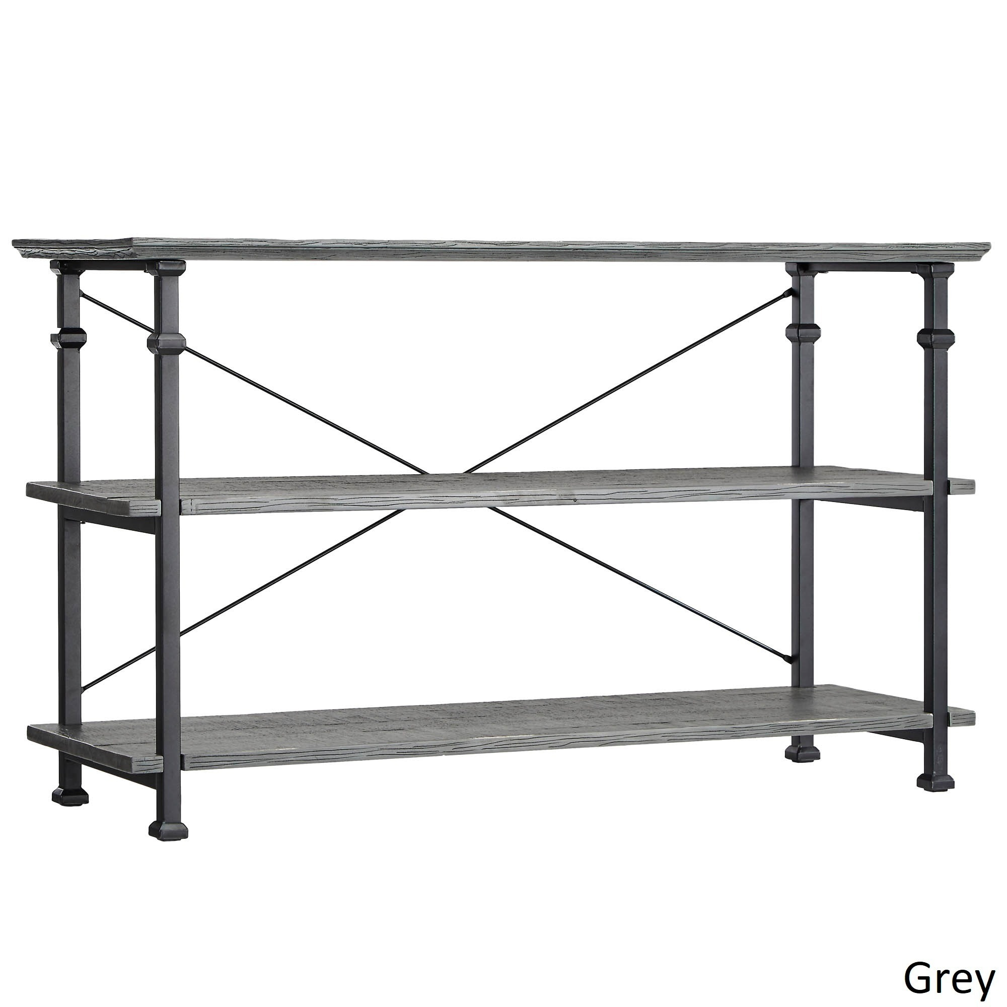 Myra Vintage Industrial Tv Stand By Inspire Q Classic Ebay