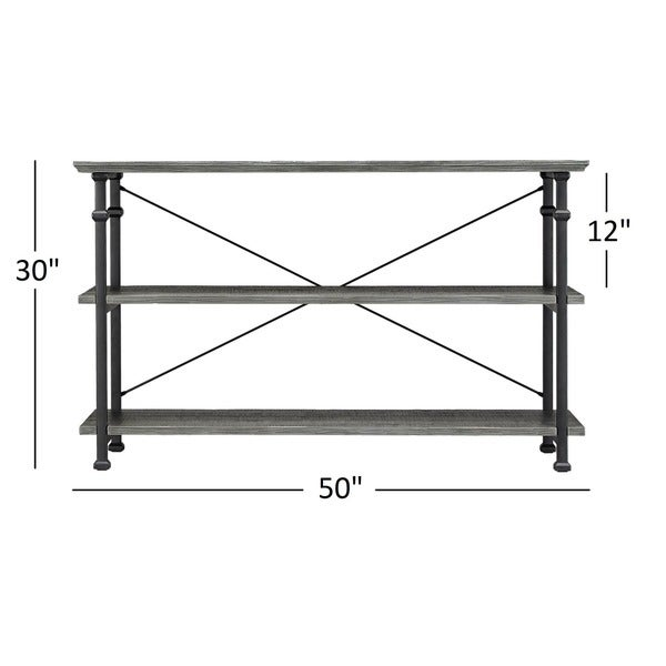 Myra Vintage Industrial TV Stand by iNSPIRE Q Classic - TV Stand