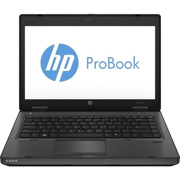"HP ProBook 6475b 14"" LCD Notebook - AMD A-Series A8-4500M Quad-core ("