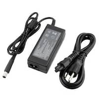 INSTEN Black Travel Charger for HP Compaq 391172-001