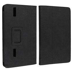 BasAcc Black Leather Case for Archos 101 Internet Tablet - Thumbnail 1