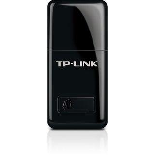TP-LINK TL-WN823N 300Mbps Wireless USB Adapter, mini sized design, Wi