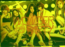 WONDER GIRLS - WONDER PARTY (MINI ALBUM)