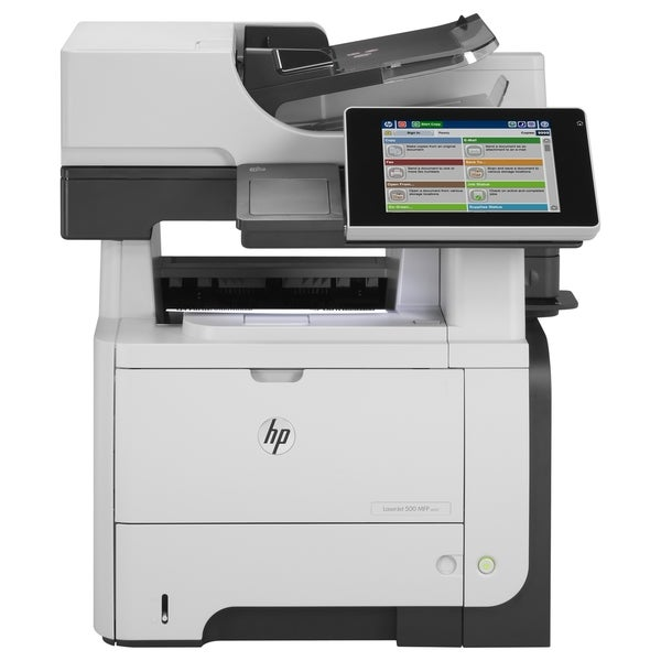 HP LaserJet 500 M525F Laser Multifunction Printer - Monochrome - Plai