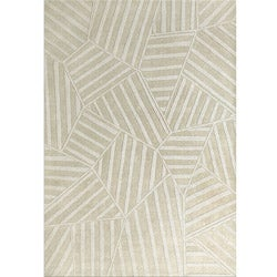 Jovi Home Hand-tufted Puzzle Rug (5'3 x 7'6)
