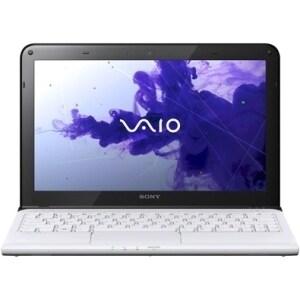 """Sony VAIO E SVE11113FXW 11.6"""" LED Notebook - AMD E-Series E2-1800 Dua"""