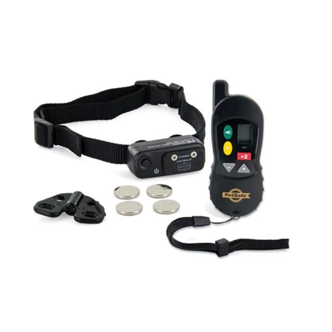 Petsafe Little Dog Remote Trainer (black nylon collar)
