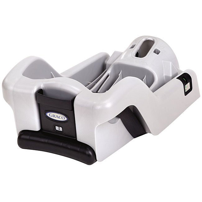 Graco SnugRide 30 Infant Car Seat Base In Silver