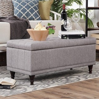Grey Benches Amp Settees Shop The Best Deals For Mar 2017