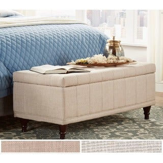 St Ives Lift Top Tufted Storage Bench by iNSPIRE Q Classic