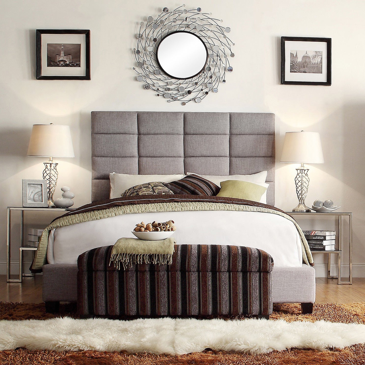 Tower-High-Profile-Upholstered-Queen-Bed-iNSPIRE-Q-