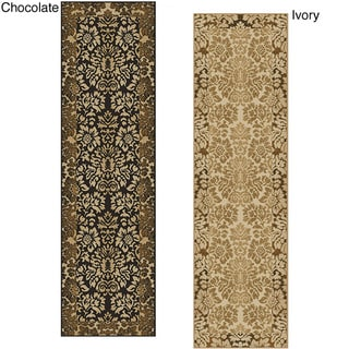 Admire Home Living Amalfi Paradise Area Rug Runner (2'2 x 7'7)