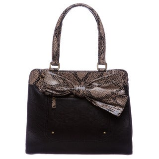 Jessica Simpson Sweety Front Bow Tote Bag