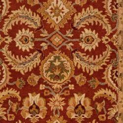 Hand-tufted Kings Bay New Zealand Wool Rug (9' x 13')