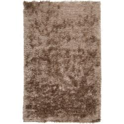 Candice Olson Hand-woven Beige Windsome Rug (8' x 10')