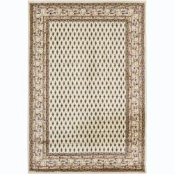 Artist's Loom Indoor Traditional Oriental Rug (4' x 6')
