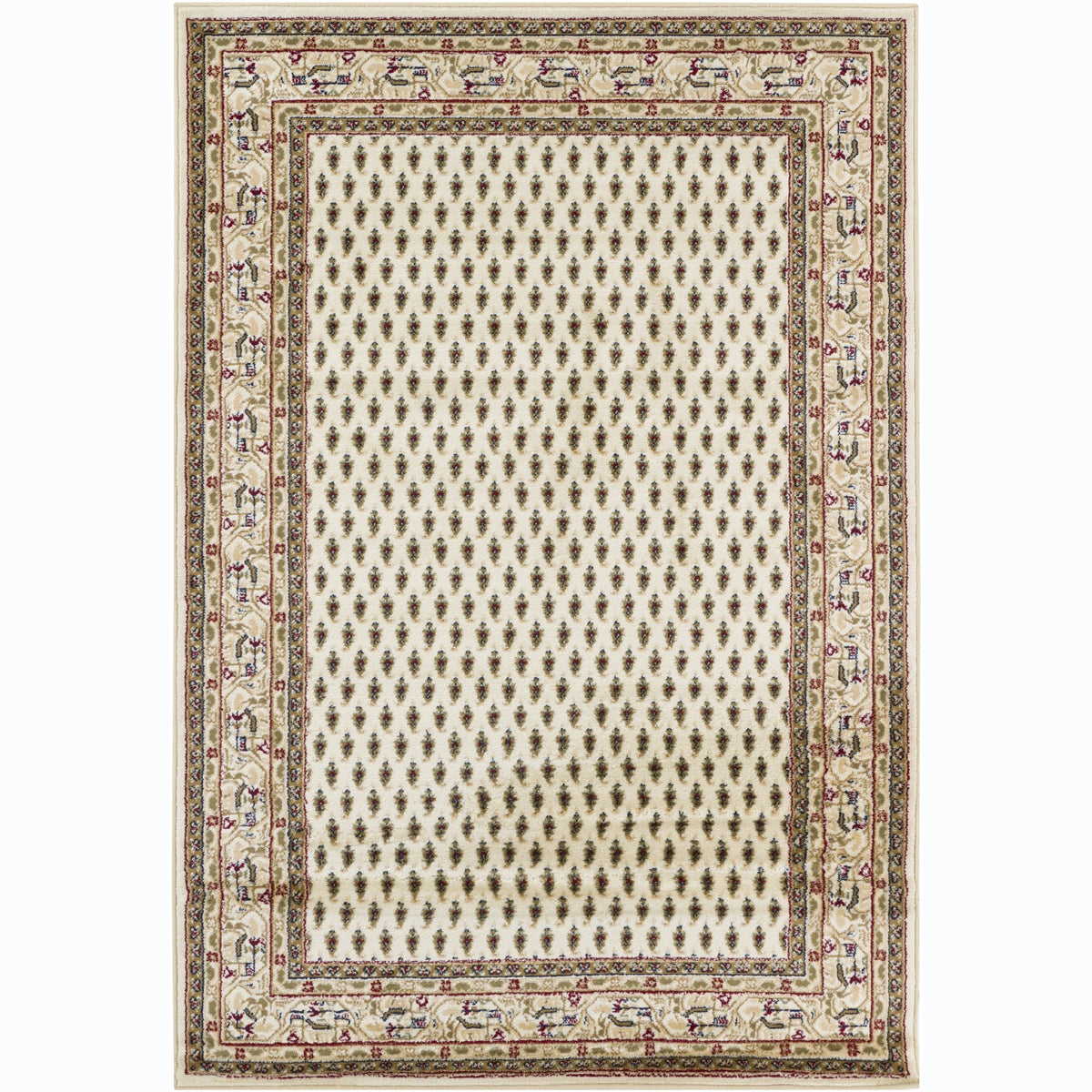Artist's Loom Indoor Traditional Oriental Rug - 8' x 11'