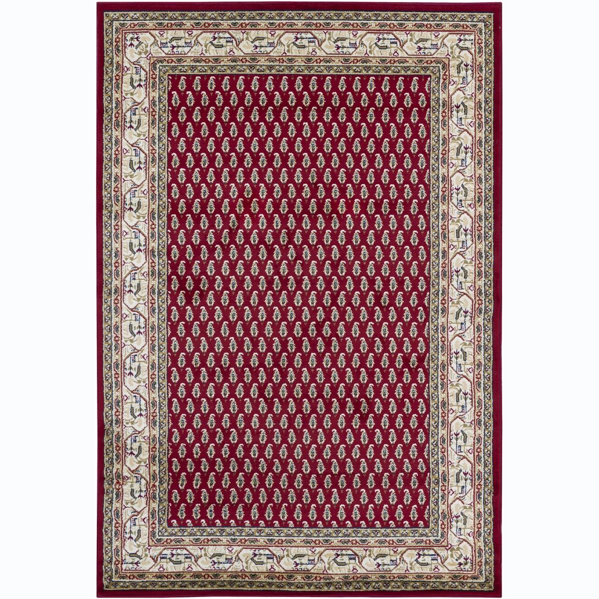 Artist's Loom Indoor Traditional Oriental Rug - 5'3 x 7'9