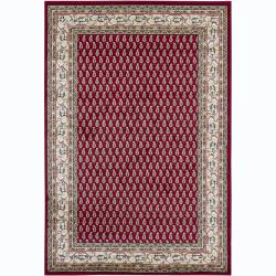 Artist's Loom Indoor Traditional Oriental Rug - 8' x 11'2 - Thumbnail 0