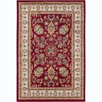 Artist's Loom Indoor Traditional Oriental Rug - 5'3 x 7'9