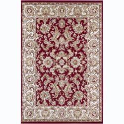 Artist's Loom Indoor Traditional Oriental Rug (2'8 x 4'7)
