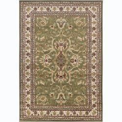 Artist's Loom Indoor Traditional Oriental Rug (8' x 11'2)