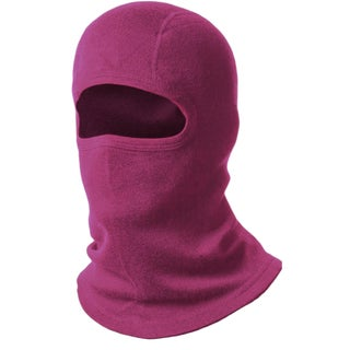 Minus33 Unisex Merino Wool Mid-weight Balaclava (Option: Purple)