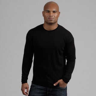 Minus33 Men's 'Yukon' Merino Wool Expedition Weight Base Layer Crew Neck Shirt