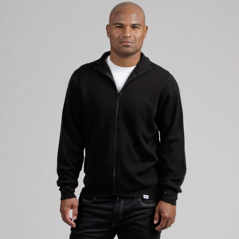 Minus33 Men's 'Denali' Merino Wool Expedition Weight Base Layer Full-zip Shirt