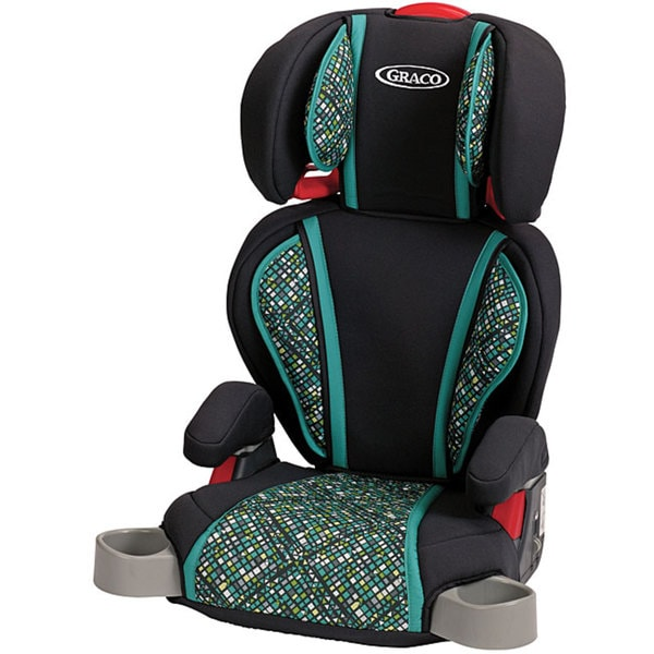 Graco Highback Mosaic TurboBooster Car Seat