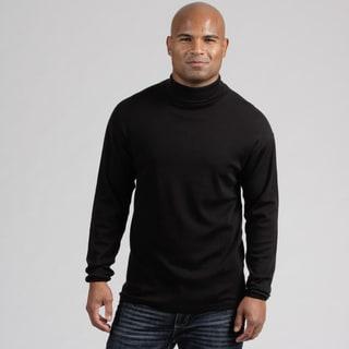 Minus33 Black Men's 'Rogers' Merino Wool Mid-weight Base Layer Shirt