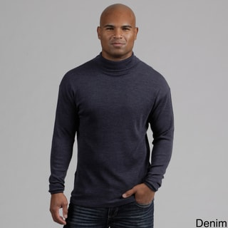 Minus33 Men's 'Kinsman' Merino Wool Mid-weight Turtleneck Base Layer