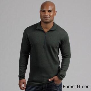 Minus33 Men's 'Isolation' Merino Wool Mid-weight 1/4-zip Base Layer Shirt https://ak1.ostkcdn.com/images/products/6749753/P14293343.jpg?_ostk_perf_=percv&impolicy=medium