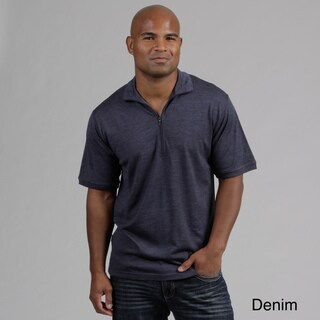 Minus33 Men's 'Tarleton' Merino Wool Lightweight 1/4-zip Base Layer Shirt (5 options available)