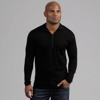 Minus33 Men's 'Allagash' Merino Wool Lightweight 1/4-zip Base Layer Shirt