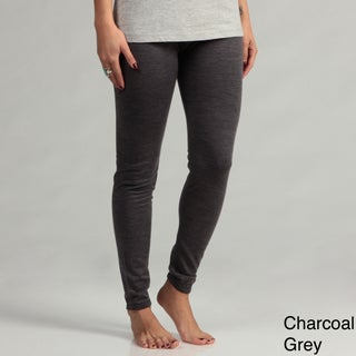 Minus33 Women's 'Magalloway' Merino Wool Lightweight Base Layer Pants (Option: M - Charcoal Grey)