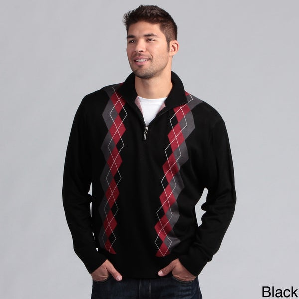 Chereskin Men's Argyle Sweater