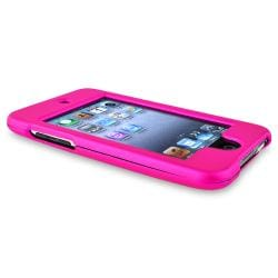 INSTEN iPod Case Cover/ Mirror Screen Protector for Apple iPod Touch Generation 2/ 3 - Thumbnail 2
