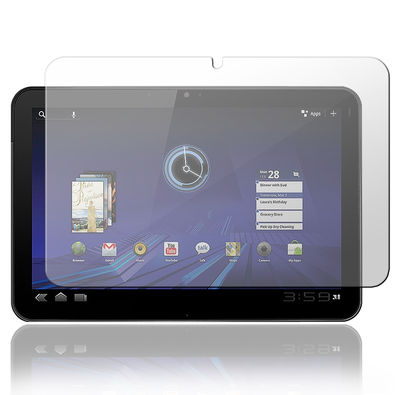 INSTEN Clear Screen Protector for Motorola XOOM