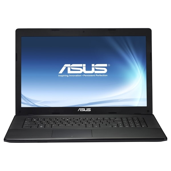 "Asus X75A-DB31 17.3"" LCD Notebook - Intel Core i3 (2nd Gen) i3-2370M"