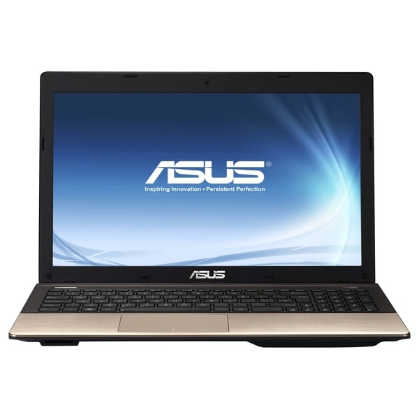 "Asus K55A-DB51 15.6"" LCD 16:9 Notebook - 1366 x 768 - Intel Core i5 ("
