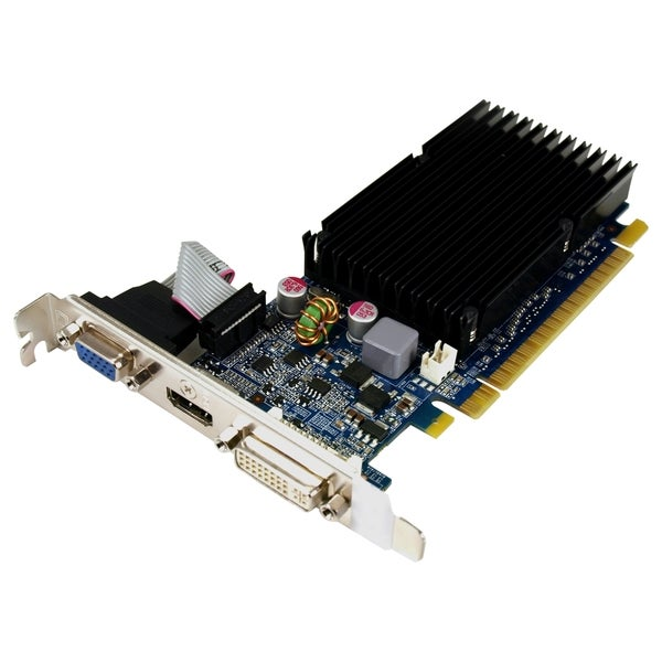 PNY GeForce 8400 GS Graphic Card - 512 MB DDR3 SDRAM - PCI Express 2.