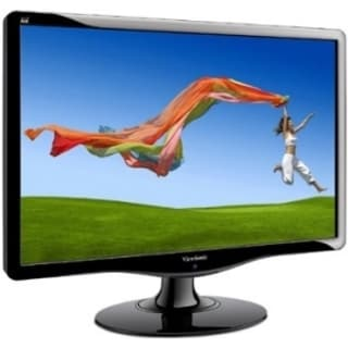"Viewsonic VA2232WM-LED 22"" LED LCD Monitor - 16:10 - 5 ms"