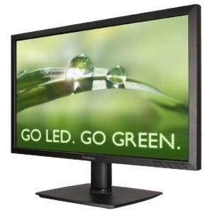 "Viewsonic VA2451m-LED 24"" LED LCD Monitor - 16:9 - 5 ms"