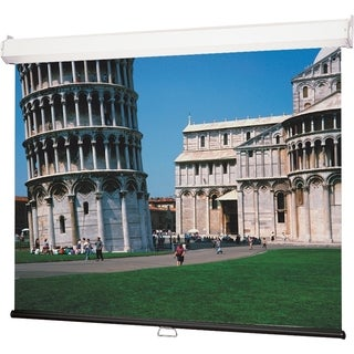 "Draper Luma 2 Manual Projection Screen - 94"" - 16:10 - Wall Mount, Ce"