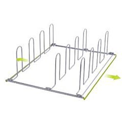 Extendable Shoe Rack - Thumbnail 1