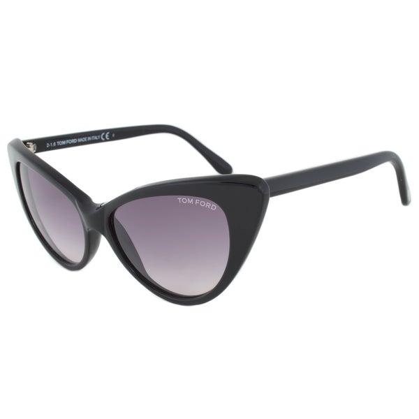 Tom Ford Women's TF0173 'Nikita' Cat Eye Sunglasses