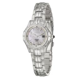 Seiko Women's 'Coutura' Stainless Steel Quartz Watch